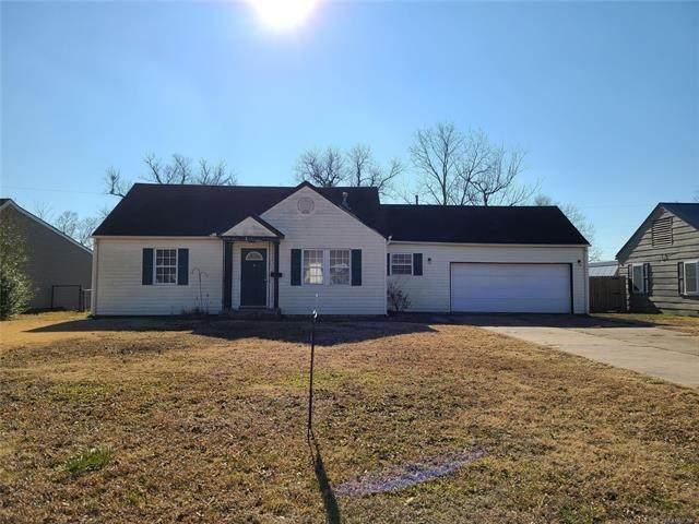 210 E 3rd Street, Dewey, OK 74029 (MLS #2101054) :: 918HomeTeam - KW Realty Preferred