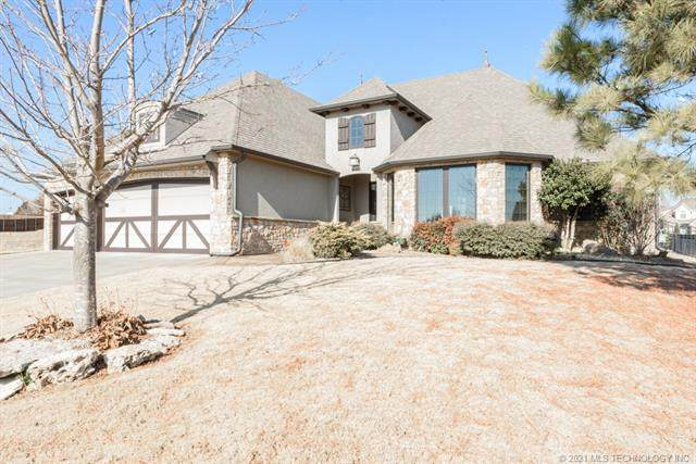 14409 E 94th Street N, Owasso, OK 74055 (MLS #2101132) :: Hopper Group at RE/MAX Results