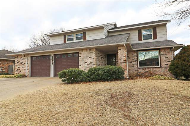 1201 Lariat Drive, Bartlesville, OK 74006 (MLS #2101137) :: RE/MAX T-town