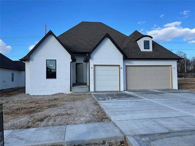 3802 W Tucson Place, Broken Arrow, OK 74011 (MLS #2101149) :: 580 Realty