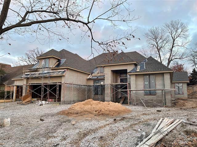 6929 S Delaware Place, Tulsa, OK 74136 (MLS #2101155) :: Active Real Estate
