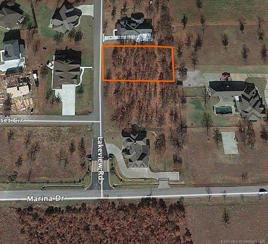 3 Lakeview Road, Skiatook, OK 74070 (MLS #2101178) :: RE/MAX T-town