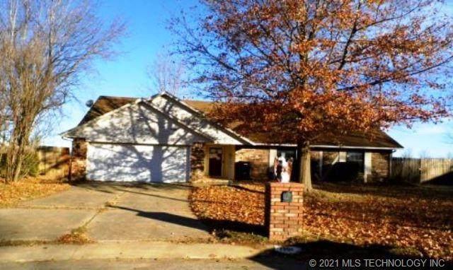 1504 W Union Court, Broken Arrow, OK 74011 (MLS #2101182) :: RE/MAX T-town