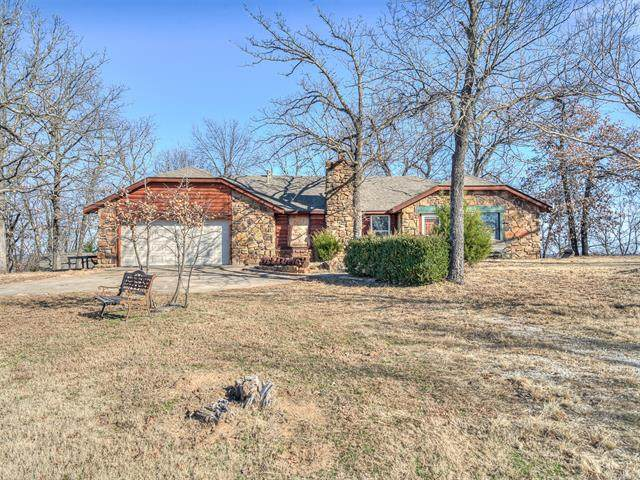 340 N Ridge Avenue, Sand Springs, OK 74063 (MLS #2101187) :: RE/MAX T-town
