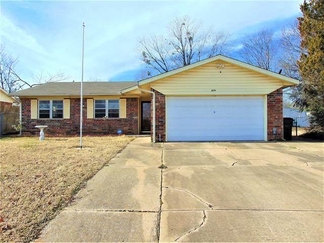1824 S Oklahoma Street, Sapulpa, OK 74066 (MLS #2101195) :: RE/MAX T-town