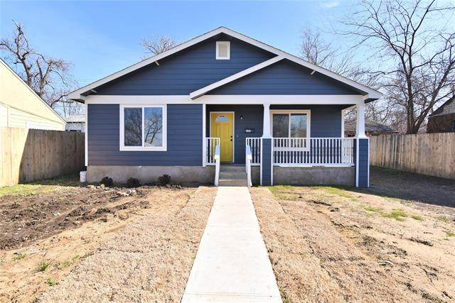 115 S Independence Street, Sapulpa, OK 74066 (MLS #2101250) :: Hopper Group at RE/MAX Results