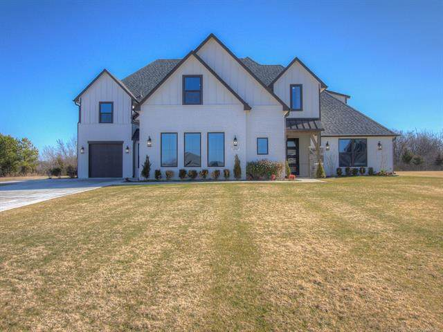 12707 S 4th Street, Jenks, OK 74037 (MLS #2101262) :: Hopper Group at RE/MAX Results