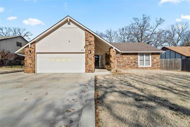 309 W 32nd Place, Sand Springs, OK 74063 (MLS #2101264) :: RE/MAX T-town