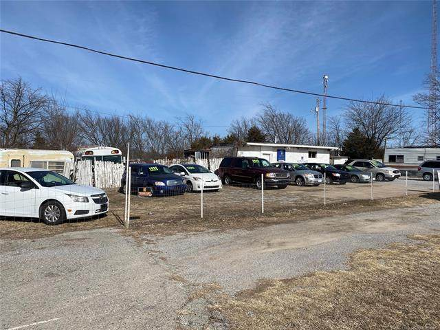 Hwy 7, Davis, OK 73030 (MLS #2101266) :: 918HomeTeam - KW Realty Preferred