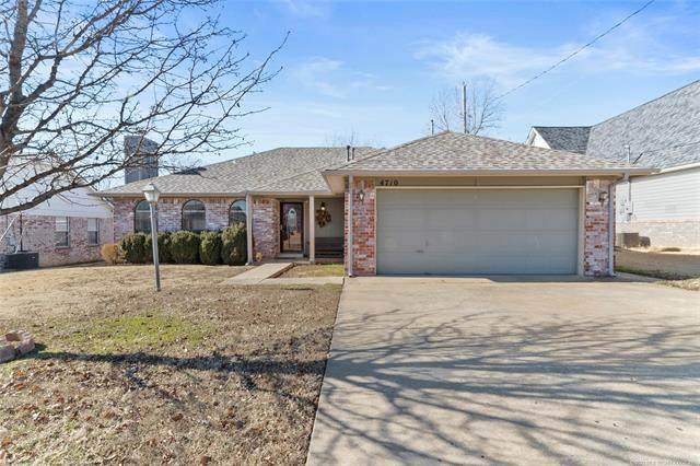 4710 Redbud Drive, Sand Springs, OK 74063 (MLS #2101308) :: RE/MAX T-town