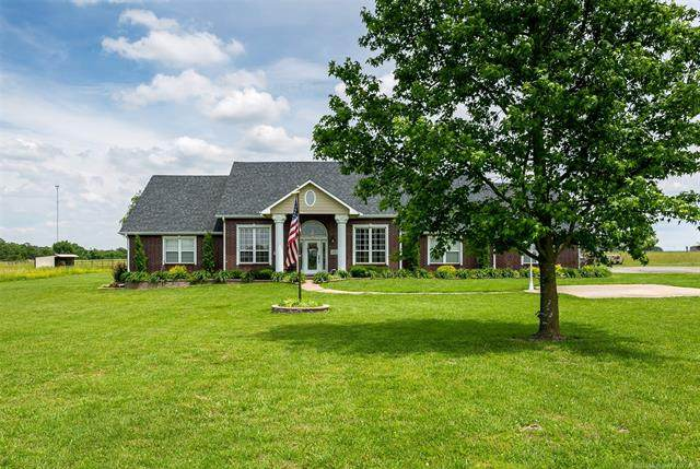 69785 Hwy 59 Highway, Westville, OK 74965 (MLS #2101309) :: Owasso Homes and Lifestyle