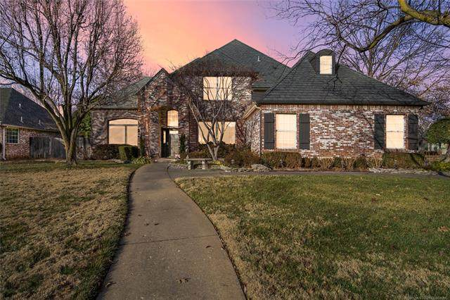 5449 E 110th Street, Tulsa, OK 74137 (MLS #2101310) :: RE/MAX T-town