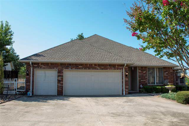 301 Larsh, Ada, OK 74820 (MLS #2101313) :: RE/MAX T-town