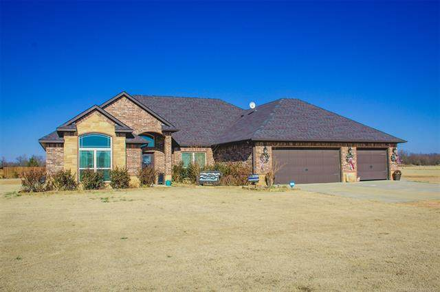 117 Deer Run, Durant, OK 74701 (MLS #2101324) :: Active Real Estate