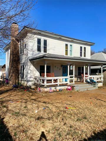 512 W Moore Street, Henryetta, OK 74437 (MLS #2101326) :: Hopper Group at RE/MAX Results