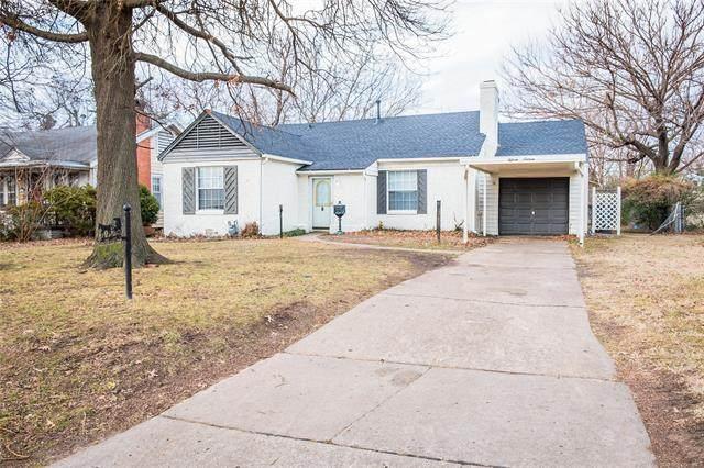 1516 S Jamestown Avenue, Tulsa, OK 74112 (MLS #2101342) :: Active Real Estate