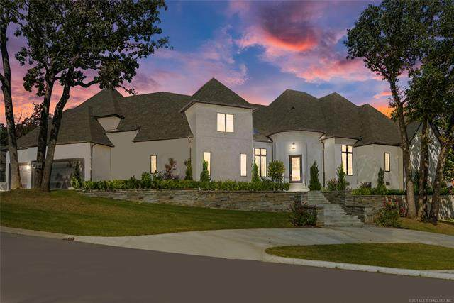 2983 E 69th Street, Tulsa, OK 74136 (MLS #2101343) :: Owasso Homes and Lifestyle