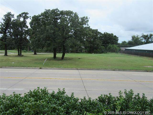 1310 E Wade Watts Boulevard, Mcalester, OK 74501 (MLS #2101358) :: RE/MAX T-town