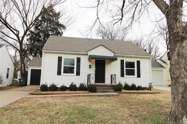 1239 S Sandusky Avenue, Tulsa, OK 74112 (MLS #2101360) :: 918HomeTeam - KW Realty Preferred