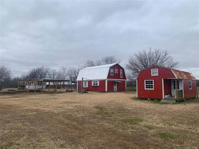 400479 W 4000 Road, Collinsville, OK 74021 (MLS #2101362) :: Hopper Group at RE/MAX Results