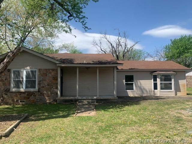 111 Center Point Road, Wilburton, OK 74578 (MLS #2101370) :: Active Real Estate