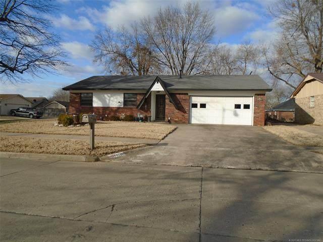 1728 Southridge Drive, Pryor, OK 74361 (MLS #2101386) :: RE/MAX T-town