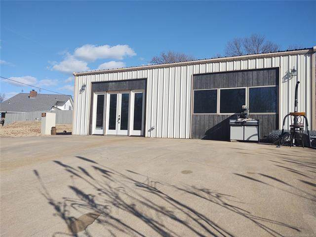 773 N Harbor Drive, Cleveland, OK 74020 (MLS #2101393) :: Hopper Group at RE/MAX Results