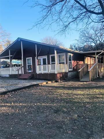 713 Five Lakes Drive, Sulphur, OK 73086 (MLS #2101398) :: Hopper Group at RE/MAX Results