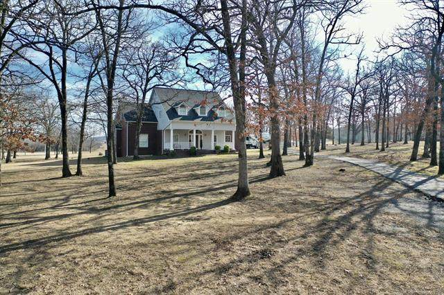 1062 Hass Road, Mcalester, OK 74501 (MLS #2101412) :: RE/MAX T-town