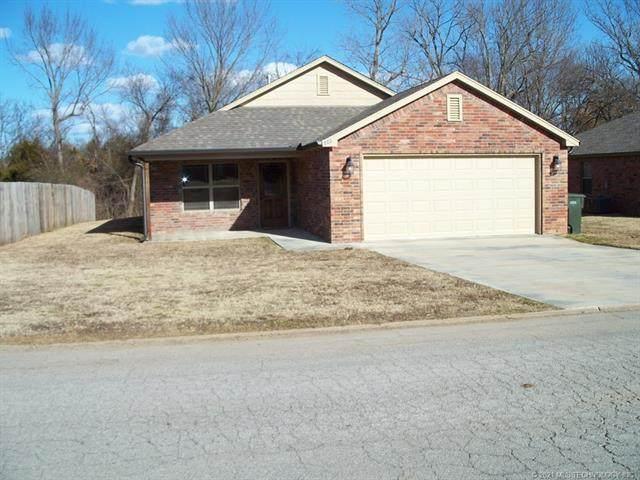 605 Pine Creek Lane, Mannford, OK 74044 (MLS #2101432) :: 918HomeTeam - KW Realty Preferred