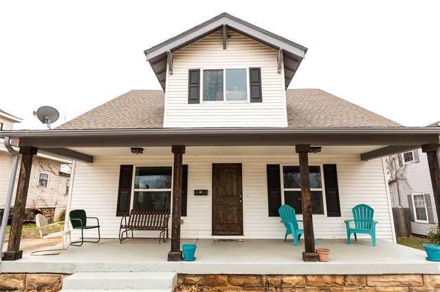 412 S Oak Street, Sapulpa, OK 74066 (MLS #2101439) :: RE/MAX T-town
