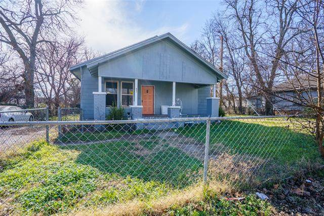 726 4th Avenue NE, Ardmore, OK 73401 (MLS #2101472) :: Hopper Group at RE/MAX Results