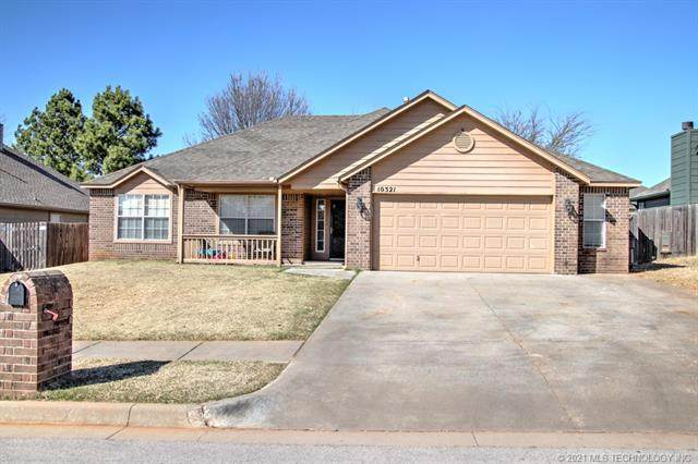 10321 E 113th Place, Bixby, OK 74008 (MLS #2101474) :: 918HomeTeam - KW Realty Preferred