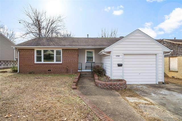 4208 E 24th Place, Tulsa, OK 74114 (MLS #2101476) :: 918HomeTeam - KW Realty Preferred