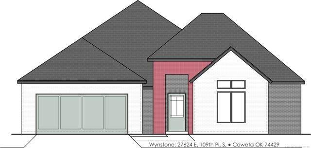 27624 E 109th Place S, Coweta, OK 74429 (MLS #2101490) :: 580 Realty