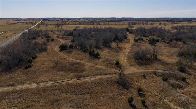 200 W County Road, Copan, OK 74022 (MLS #2101505) :: 580 Realty