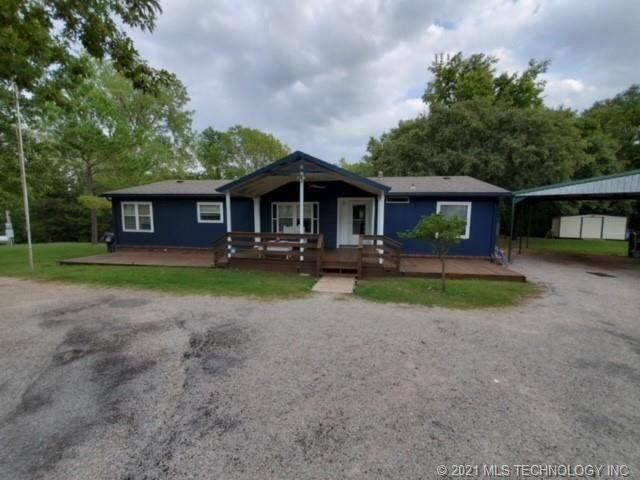 13883 Holiday Park, Kingston, OK 73439 (MLS #2101509) :: Active Real Estate