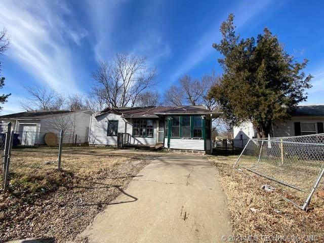 1810 N Evanston Avenue, Tulsa, OK 74110 (MLS #2101516) :: RE/MAX T-town