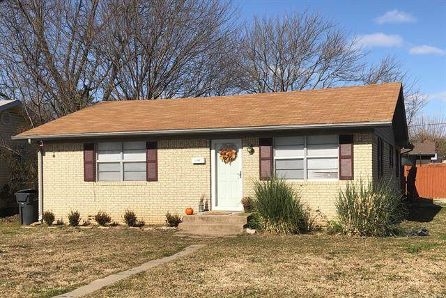 1501 8th Avenue NW, Ardmore, OK 73401 (MLS #2101535) :: Hopper Group at RE/MAX Results