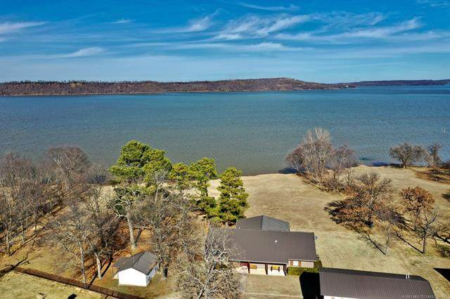 370 Olde Channel Pointe Road, Eufaula, OK 74432 (MLS #2101537) :: Active Real Estate