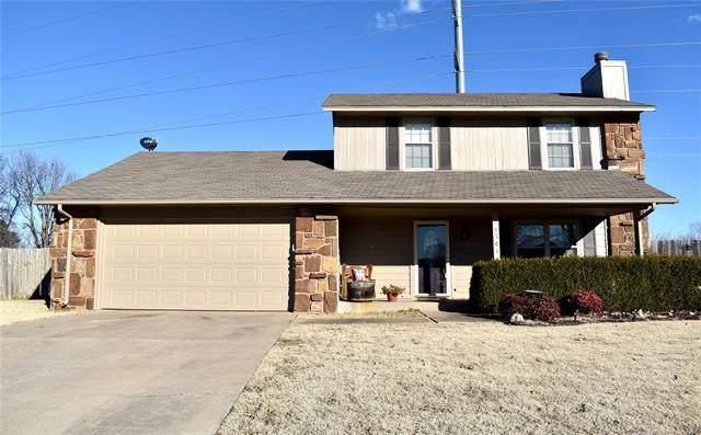 3701 S Narcissus Avenue, Broken Arrow, OK 74011 (MLS #2101543) :: Active Real Estate