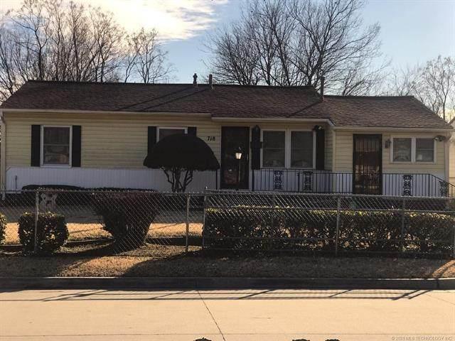 718 E 35th Street North, Tulsa, OK 74106 (MLS #2101551) :: Active Real Estate