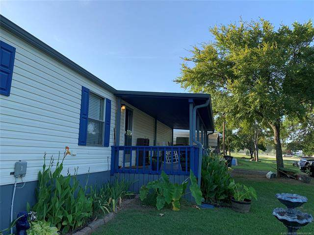 8193 Peaceful Lane, Kingston, OK 73439 (MLS #2101563) :: Hopper Group at RE/MAX Results