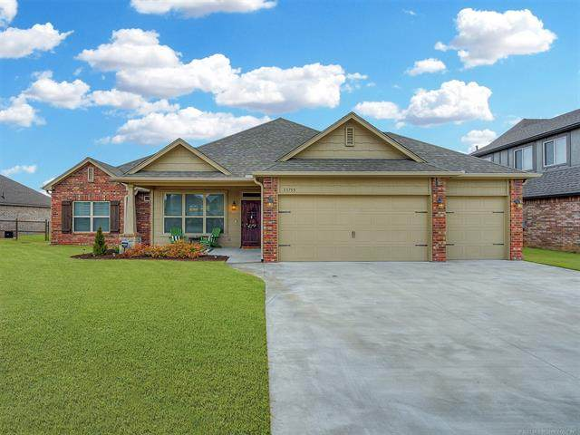 13755 N 131st East Avenue, Collinsville, OK 74021 (MLS #2101569) :: Hopper Group at RE/MAX Results