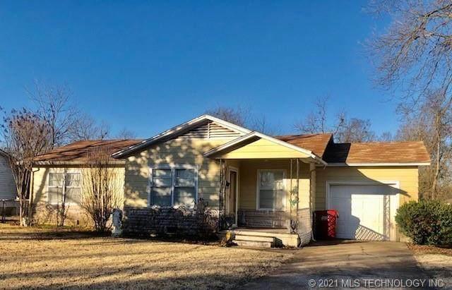 117 Crestview Drive, Hugo, OK 74743 (MLS #2101583) :: House Properties