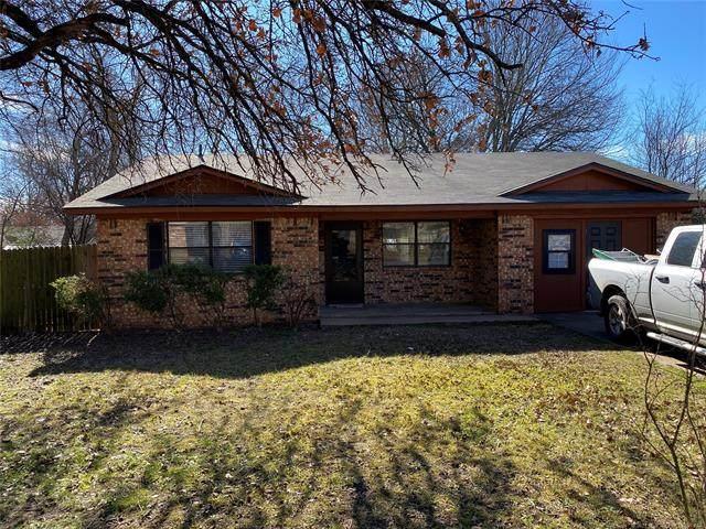 3611 Pearl, Durant, OK 74701 (MLS #2101602) :: House Properties