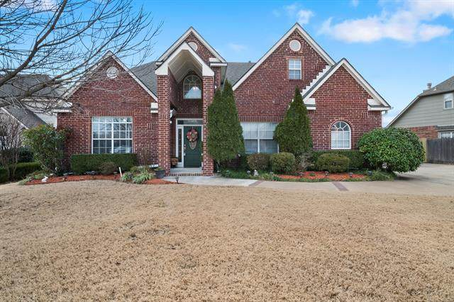 3805 W Indianola Street, Broken Arrow, OK 74012 (MLS #2101621) :: Hopper Group at RE/MAX Results
