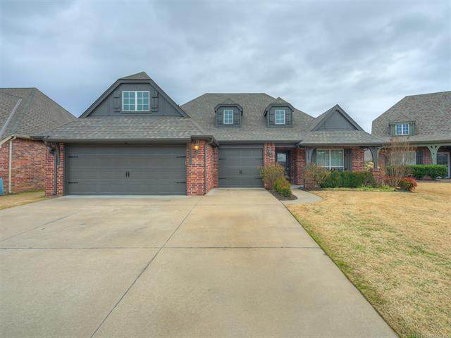 10713 S Nathan Street, Jenks, OK 74037 (MLS #2101634) :: RE/MAX T-town