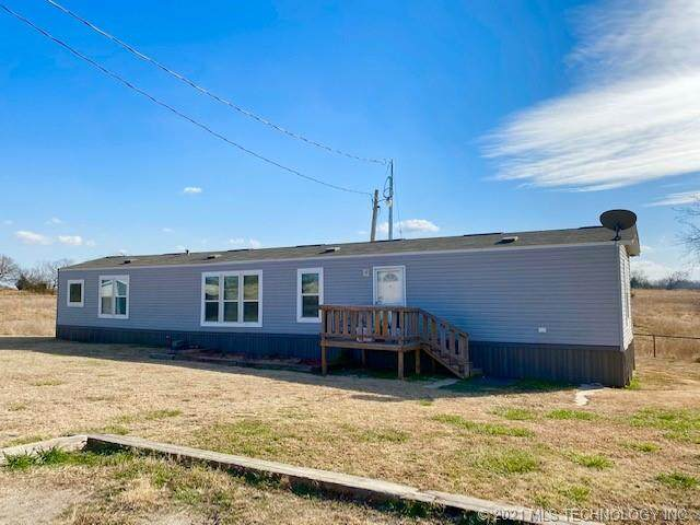 4945 County Road 1520, Stratford, OK 74872 (MLS #2101637) :: RE/MAX T-town