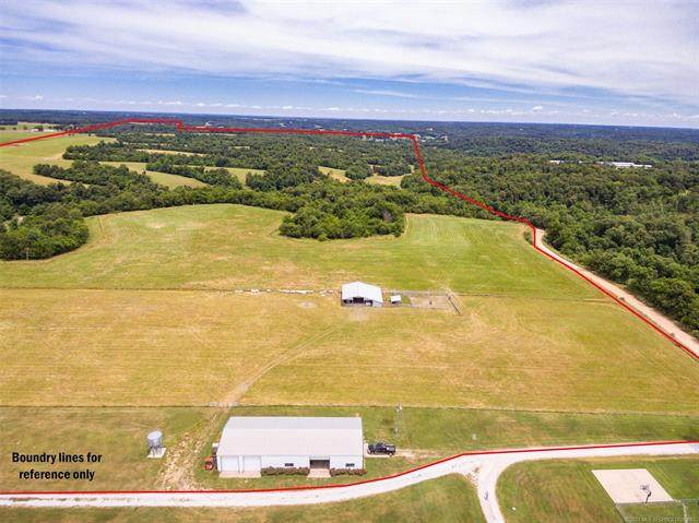 56843 710 Road, Colcord, OK 74338 (MLS #2101672) :: Hopper Group at RE/MAX Results